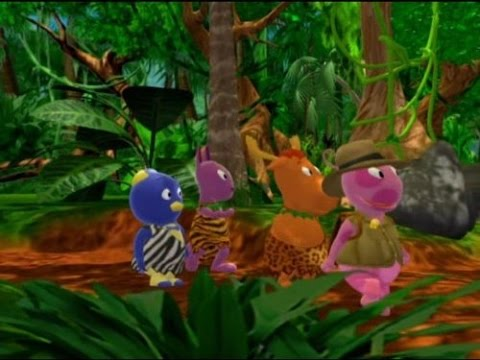 The Backyardigans The Heart Of The Jungle Youtube