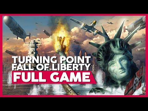 Turning Point: Fall of Liberty | Full Playthrough (PS3 | HD | No Commentary)