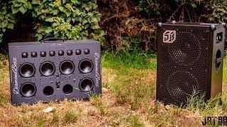 SoundBoks 2 vs DiamondBoxx XL
