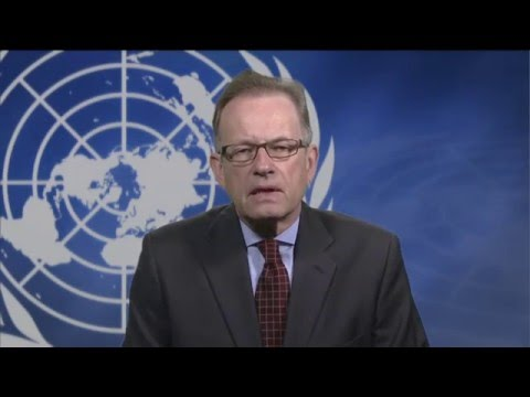 Just Governance - a message from the UNOG Director-General
