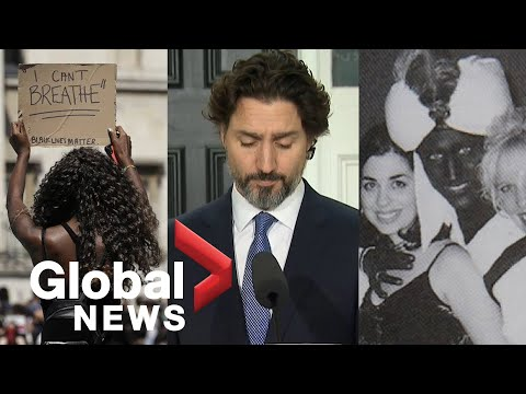 George Floyd Death: Trudeau Addresses Anti-Black Racism, Including His Own History Of Racist Makeup