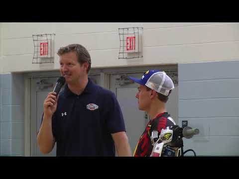 2015 Mountain Ridge GNCC Live - GNCC Racing Visits Berlin Brothersvalley Middle School