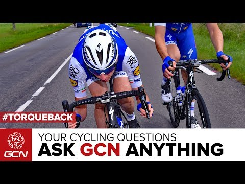 How Can I Keep Up With Other Cyclists? | Ask GCN Anything Cycling