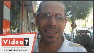 """بالفيديو.. مواطن لرئيس حى شبرا الخيمة:"""" الشوارع مليانة زبالة ويارت يكون فيه غرامات """""""