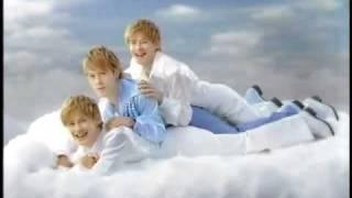 Cadbury Xylitol Crystal candies ウエンツ瑛士 x キシリクリスタル.
