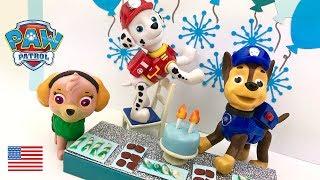 Baby Paw Patrol First Birthday Frozen 2 Girls Party Surprise Videos Full Episodes