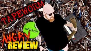 TapeWorm - Horror Movie Review - Angered Beast Reviewer - Episode 9
