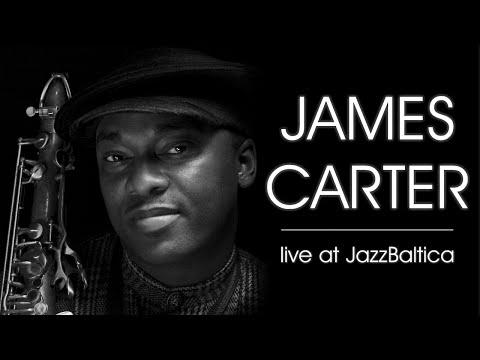 James Carter Quartet - JazzBaltica 1997