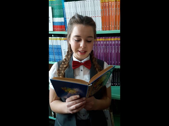 Изображение предпросмотра прочтения – ВероникаДолгих читает произведение «Пусть этот день начнётся с доброты» С.Стрельченко