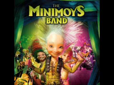 The Minimoys Band - Poker Face