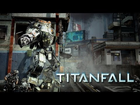 Titanfall video wants the Atlas to be your robot of choice