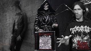 Scottish metal, Power Metal, Midnight and bad Metallica - A Conversation with Hellripper