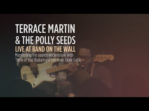 Terrace Martin & The Polly Seeds 'Think of You' live at Band on the Wall