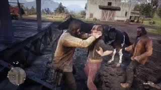 How not to play Red Dead Redemption 2 (FAILS)