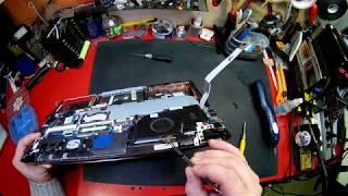 Ремонт кріплення петель ноутбука HP ENVY 6-1055er