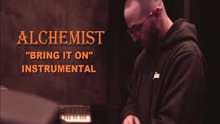 Alchemist - Bring It On (Instrumental)