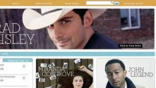 Download Freegal Music:  Download free music from Allegany County Library System