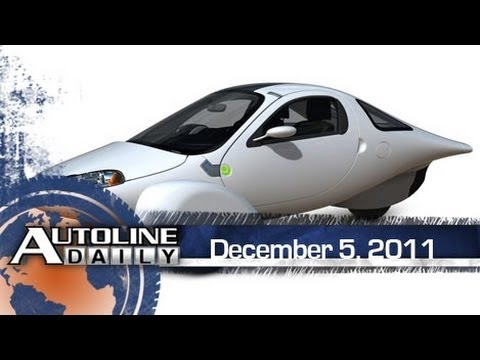 Automakers Boost Production - Autoline Daily 780