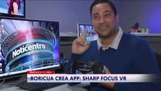 Sharp Focus VR / WAPA TV