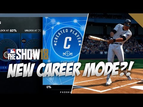 Road to the Show Career Mode in MLB The Show 18 Diamond Dynasty