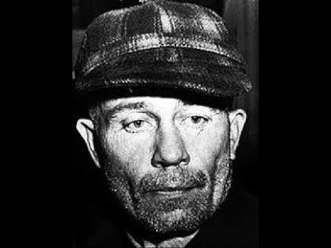 Dan Schneider Writes A Great Sonnet (in real time: Ed Gein Becoming)
