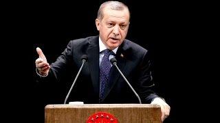 أردوغان يهدد بفتح الحدود التركية أمام المهاجرين