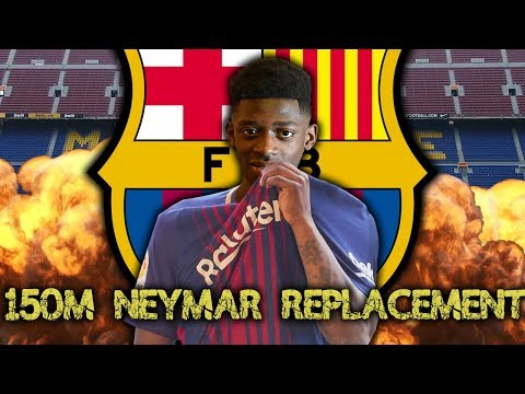 Ousmane Dembele Is The Perfect Neymar Replacement Because... | Continental Club