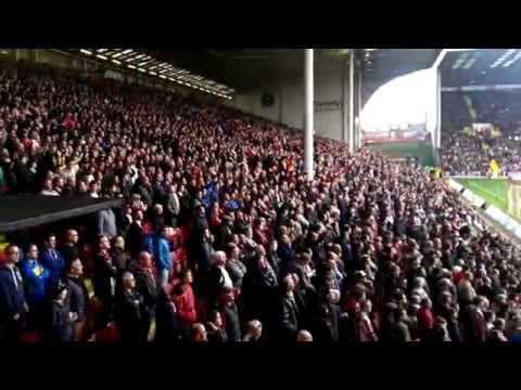 Sheffield United V Barnsley Greasy Chip Butty Song
