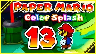 KLEMPNER ARBEIT ? Paper Mario Color Splash #013