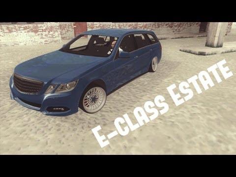 Mercedes-Benz E-Class Estate S212