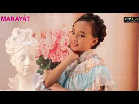 MARAYAT Brand | Baroque | Arianna Cheung: Princess of Asia Pacific 2018 | VDO BY POPPORY