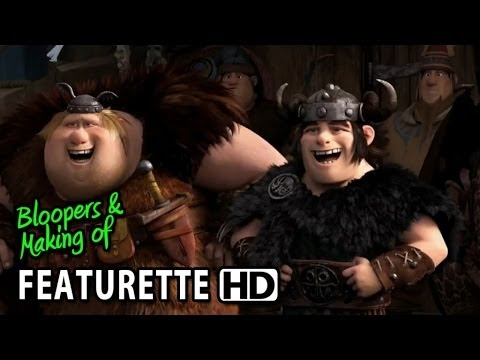 How to train your dragon 2 2014 featurette jonah hill youtube how to train your dragon 2 2014 featurette jonah hill ccuart Gallery