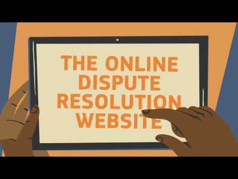 Online Dispute Resolution. Fast. Fair. Convenient.
