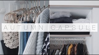 Creating My Autumn Capsule Wardrobe | The Anna Edit