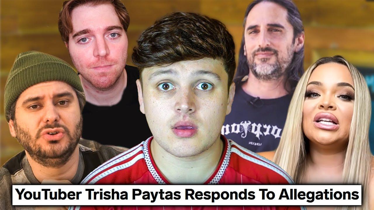 Download Trisha Paytas Just Responds To New Allegations & Trevi Moran Just Addressed Shane Dawson