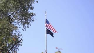 Under President Trump, the POW/MIA Flag Flies 24/7 at the White House