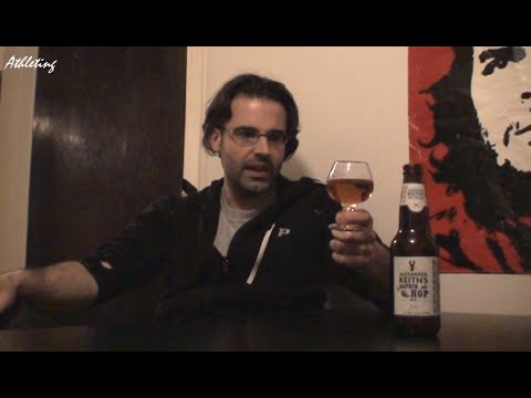 The Beer Show- Review: Alexander Keith's Saphir hop Ale from Oland Brewery