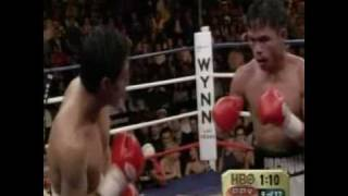 In Review 2006 Manny Pacquiao vs. Eric Morales 2