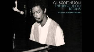 Gil Scott-Heron - Whitey On the Moon (Official Audio)