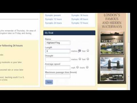 Reeds Nautical Almanac 2011 Online Tutorial