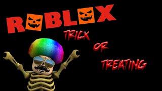 Ich HATE DIESES SPIEL. | ROBLOX 'Halloween Night' Lustige Momente