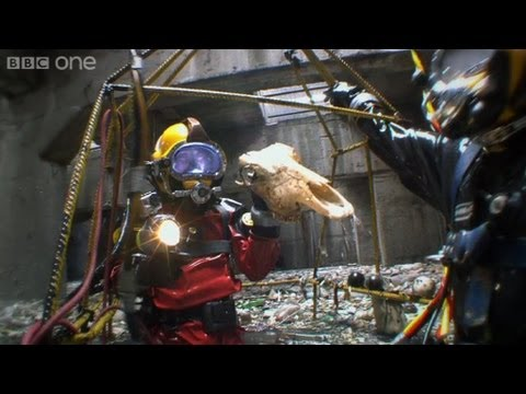 Sewer Diving in Mexico City - Supersized Earth - Episode 1 - BBC One