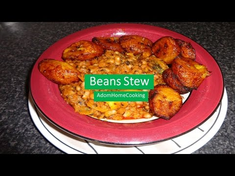 How To Make Beans Stew