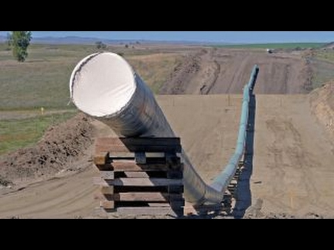 Will protests impact the Dakota pipeline timetable?