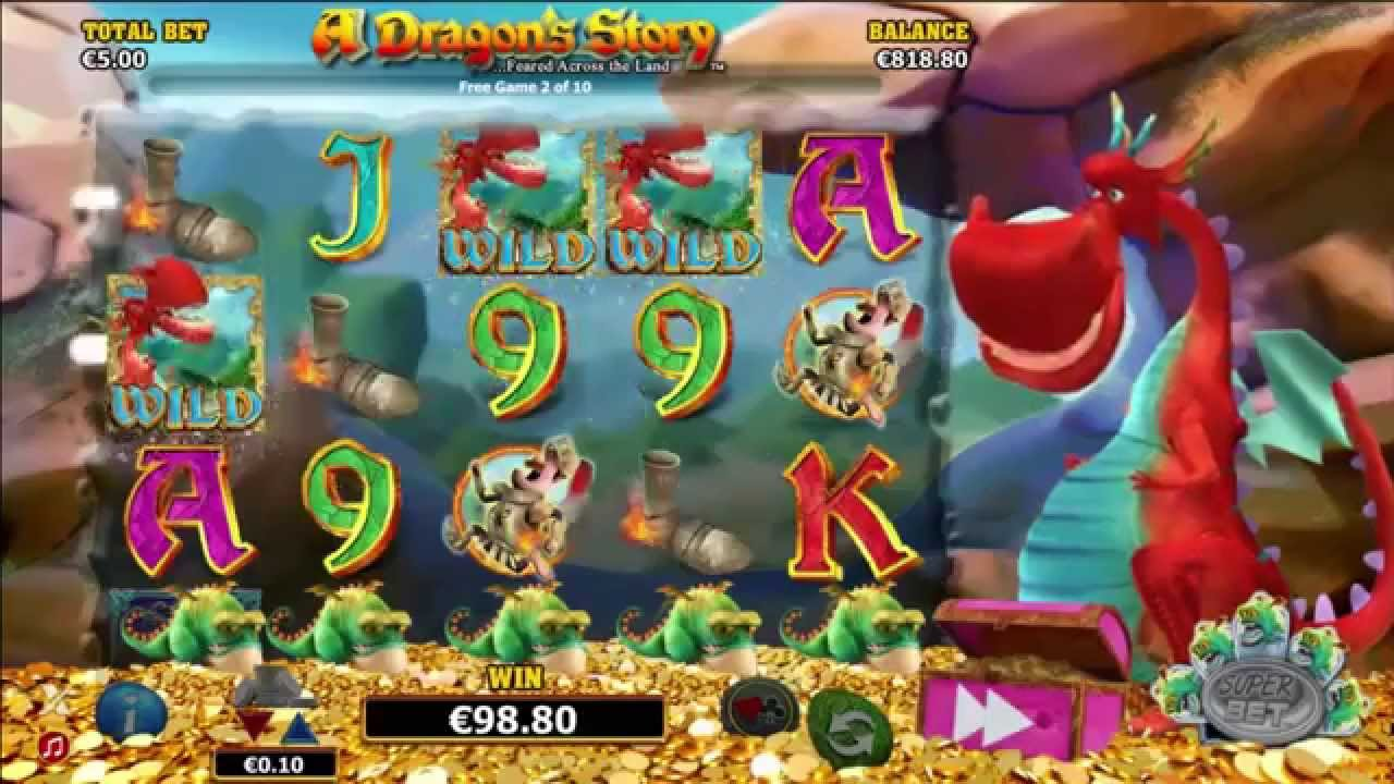 Games a dragons story nextgen gaming slot game ticket