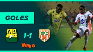Bucaramanga vs. Envigado (1-1) | Copa BetPlay Dimayor 2021 - Fase III - Ida