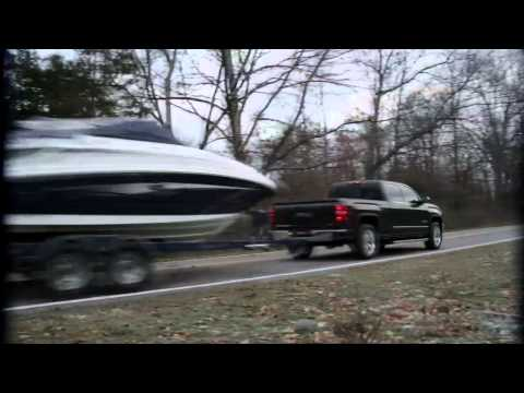 Tailering, Towing And Payload Features Of The All-New GMC Pickup Truck   2014 Sierra 1500
