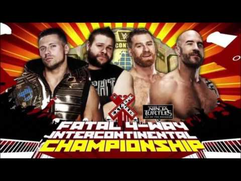 GENERIC WRESTLING REVIEWS: Extreme Rules