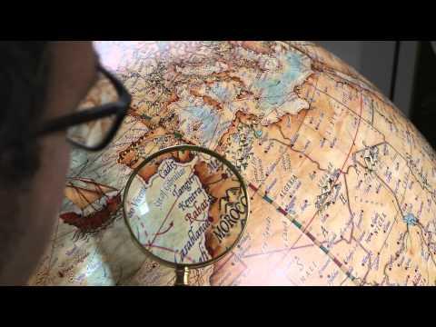 Columbus Globus Imperial ™ (Vintage) - Magnumglobus Ø 100 cm und Ø 40 cm