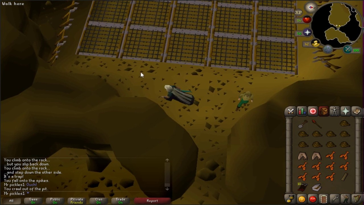 How to recharge the Iban staff OSRS
